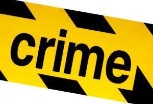 Decrease in crime rates